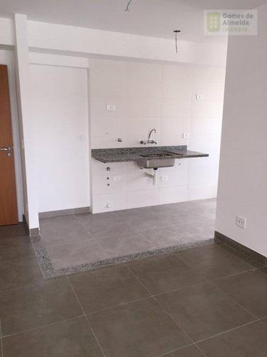 apartamento residencial à venda, campestre, santo andré - ap1651. - ap1651
