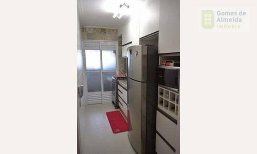 apartamento residencial à venda, campestre, santo andré - ap1955. - ap1955