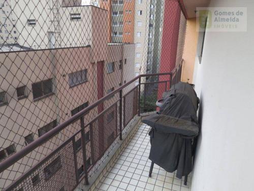 apartamento residencial à venda, campestre, santo andré - ap1956. - ap1956