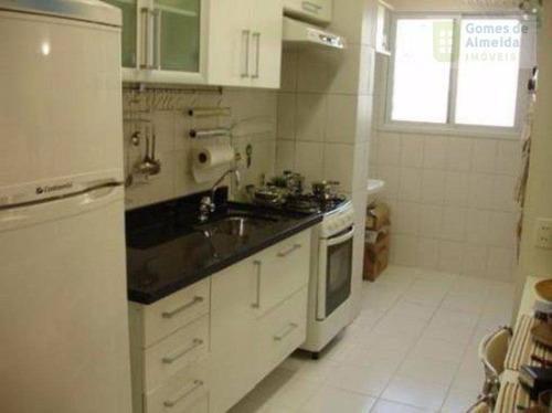 apartamento residencial à venda, campestre, santo andré - ap2171. - ap2171