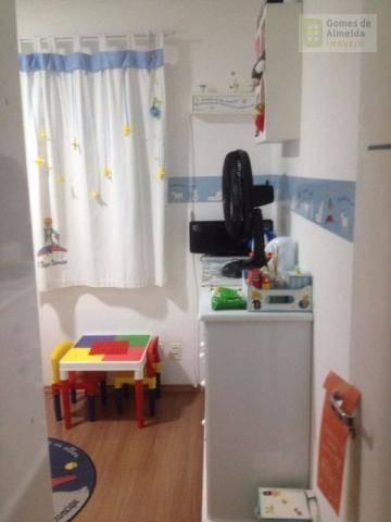 apartamento residencial à venda, campestre, santo andré - ap2855. - ap2855