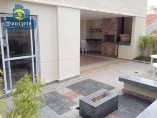 apartamento residencial à venda, campestre, santo andré. - ap7759