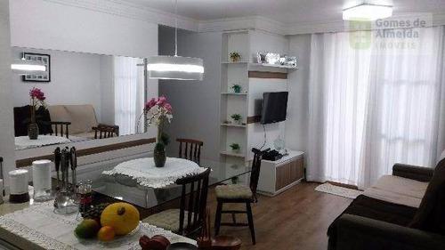 apartamento residencial à venda, campestre, santo andré. - codigo: ap2733 - ap2733