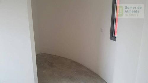 apartamento residencial à venda, campestre, santo andré. - codigo: ap2887 - ap2887