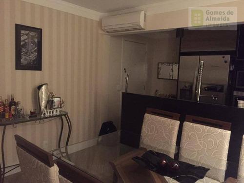 apartamento residencial à venda, campestre, santo andré. - codigo: ap2953 - ap2953