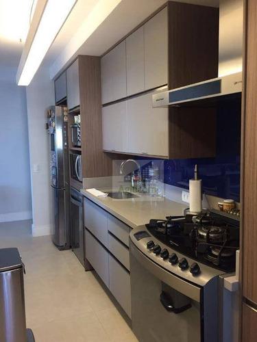 apartamento residencial à venda, campo belo, são paulo. - ap0048