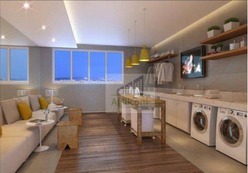 apartamento residencial à venda, campo belo, são paulo. - ap0061