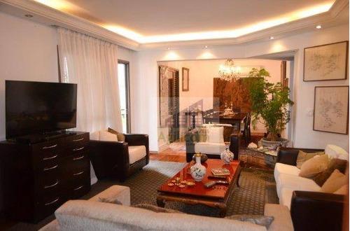 apartamento residencial à venda, campo belo, são paulo. - ap0064