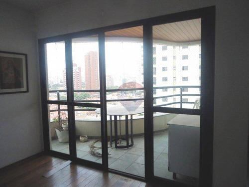 apartamento residencial à venda, campo belo, são paulo - ap0170. - ap0170