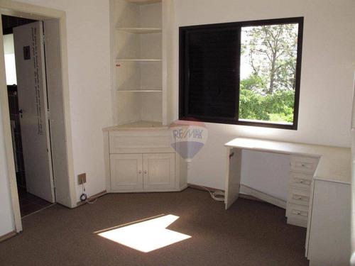 apartamento residencial à venda, campo belo, são paulo - ap0850. - ap0850