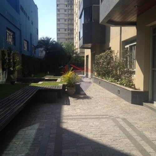 apartamento residencial à venda, campo belo, são paulo - ap0958. - ap0958