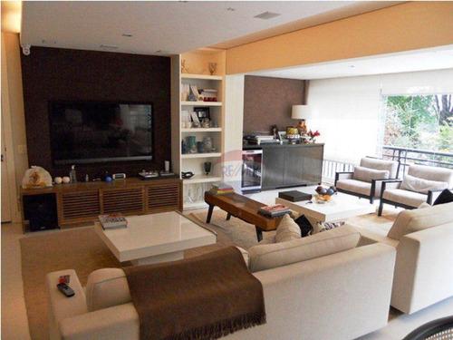 apartamento residencial à venda, campo belo, são paulo - ap0983. - ap0983