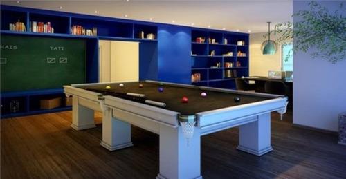 apartamento residencial à venda, campo belo, são paulo - ap2584. - ap2584