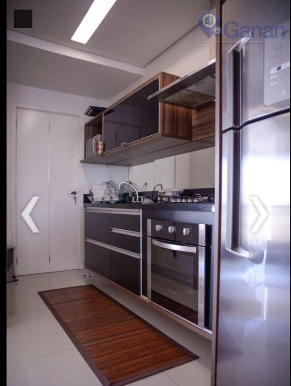 apartamento residencial à venda, campo belo, são paulo. - ap4894
