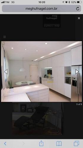 apartamento residencial à venda, campo belo, são paulo. - ap4982