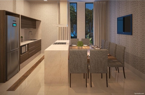 apartamento residencial à venda, campo comprido, curitiba. - ap0522