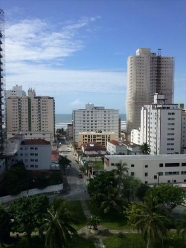 apartamento residencial à venda, campo da aviação, praia grande - ap0015. - ap0015