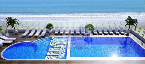 apartamento  residencial à venda, campo da aviação, praia grande. - ap0023