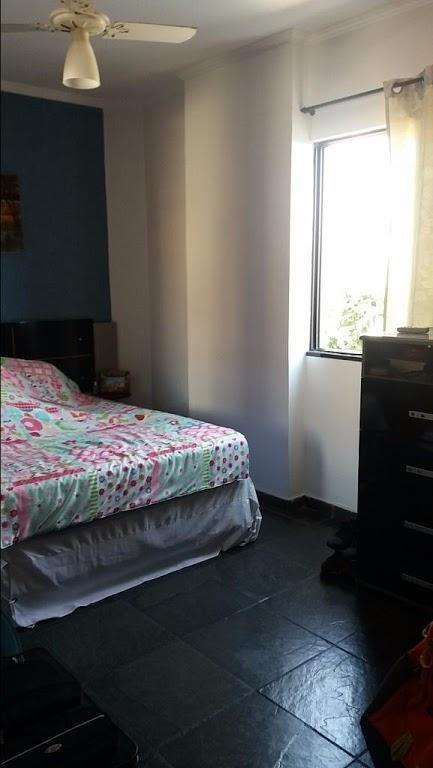 apartamento residencial à venda, campo da aviação, praia grande. - ap0071