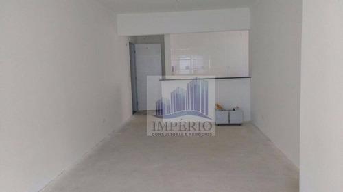 apartamento residencial à venda, campo da aviação, praia grande. - ap0112