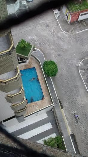 apartamento  residencial à venda, campo da aviação, praia grande. - ap0261
