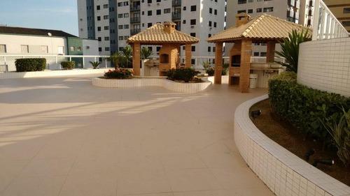 apartamento  residencial à venda, campo da aviação, praia grande. - ap0318