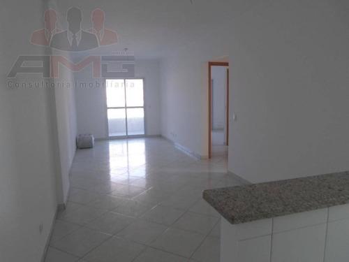 apartamento residencial à venda, campo da aviação, praia grande - ap0349. - ap0349