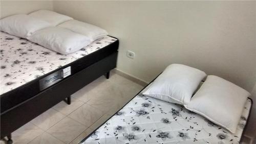 apartamento  residencial à venda, campo da aviação, praia grande. - ap0358