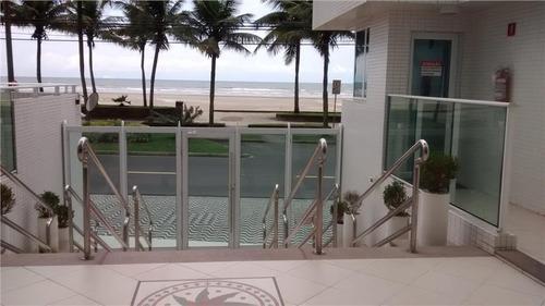 apartamento  residencial à venda, campo da aviação, praia grande. - ap0422