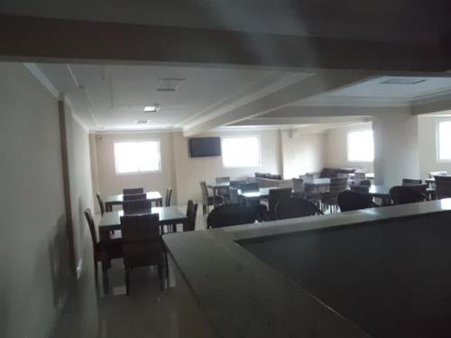 apartamento  residencial à venda, campo da aviação, praia grande. - ap0643