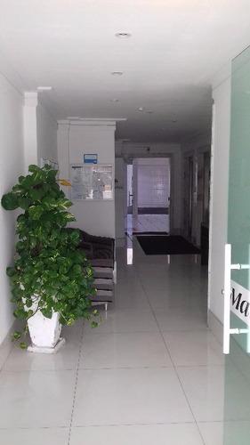 apartamento residencial à venda, campo da aviação, praia grande. - ap0910