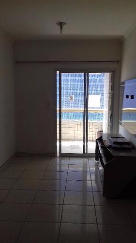 apartamento residencial à venda, campo da aviação, praia grande. - ap0912