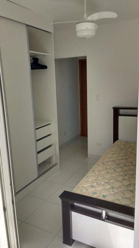 apartamento residencial à venda, campo da aviação, praia grande. - ap0918