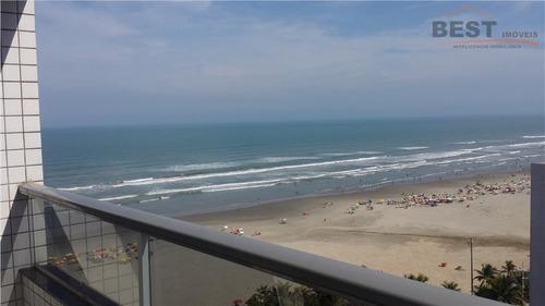 apartamento residencial à venda, campo da aviação, praia grande - ap3532. - ap3532