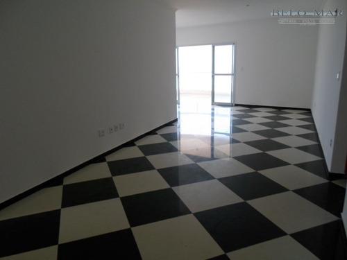 apartamento  residencial à venda, campo da aviação, praia grande. - codigo: ap0002 - ap0002