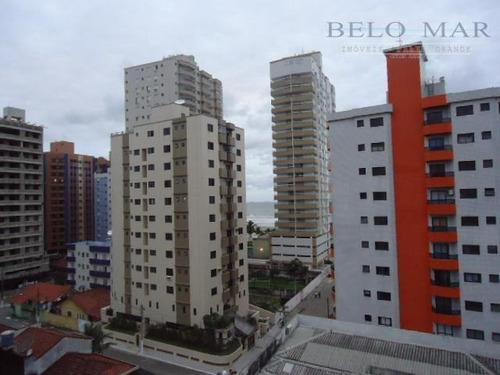 apartamento residencial à venda, campo da aviação, praia grande. - codigo: ap0642 - ap0642