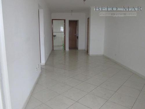 apartamento residencial à venda, campo da aviação, praia grande. - codigo: ap0702 - ap0702