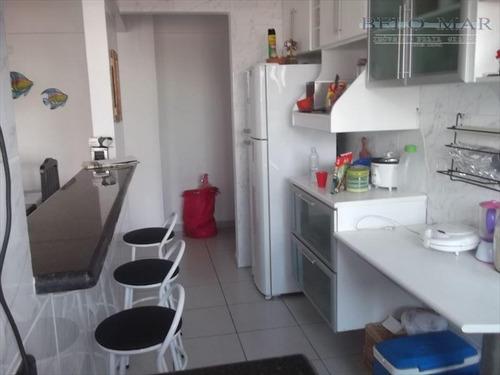 apartamento  residencial à venda, campo da aviação, praia grande. - codigo: ap0760 - ap0760