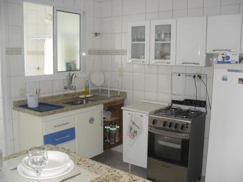 apartamento residencial à venda, campo da aviação, praia grande. - codigo: ap0784 - ap0784