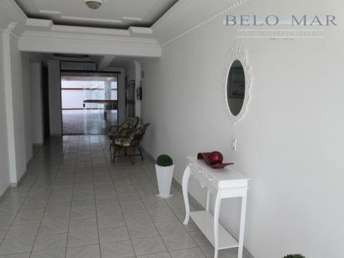 apartamento residencial à venda, campo da aviação, praia grande. - codigo: ap0818 - ap0818