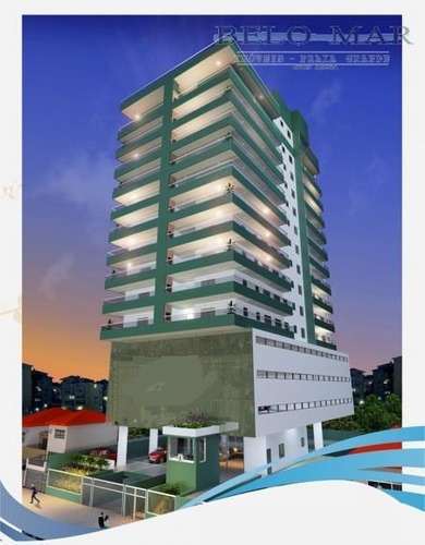 apartamento residencial à venda, campo da aviação, praia grande. - codigo: ap0856 - ap0856