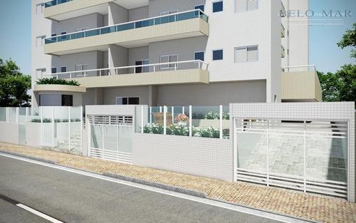 apartamento residencial à venda, campo da aviação, praia grande. - codigo: ap0870 - ap0870