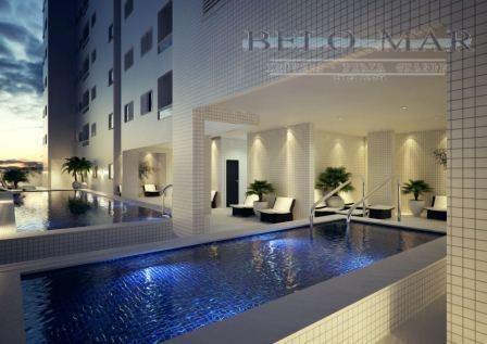 apartamento residencial à venda, campo da aviação, praia grande. - codigo: ap1036 - ap1036
