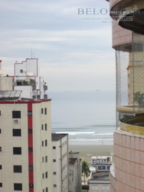 apartamento residencial à venda, campo da aviação, praia grande. - codigo: ap1081 - ap1081