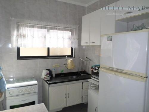 apartamento residencial à venda, campo da aviação, praia grande. - codigo: ap1086 - ap1086