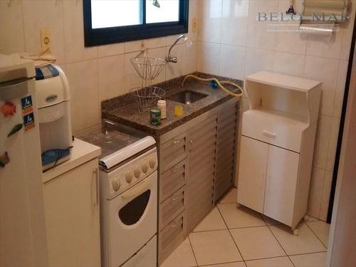 apartamento residencial à venda, campo da aviação, praia grande. - codigo: ap1106 - ap1106