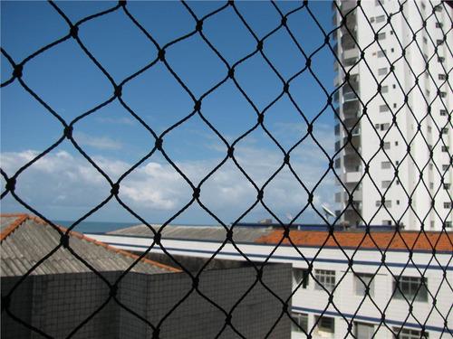 apartamento residencial à venda, campo da aviação, praia grande. - codigo: ap4453 - ap4453