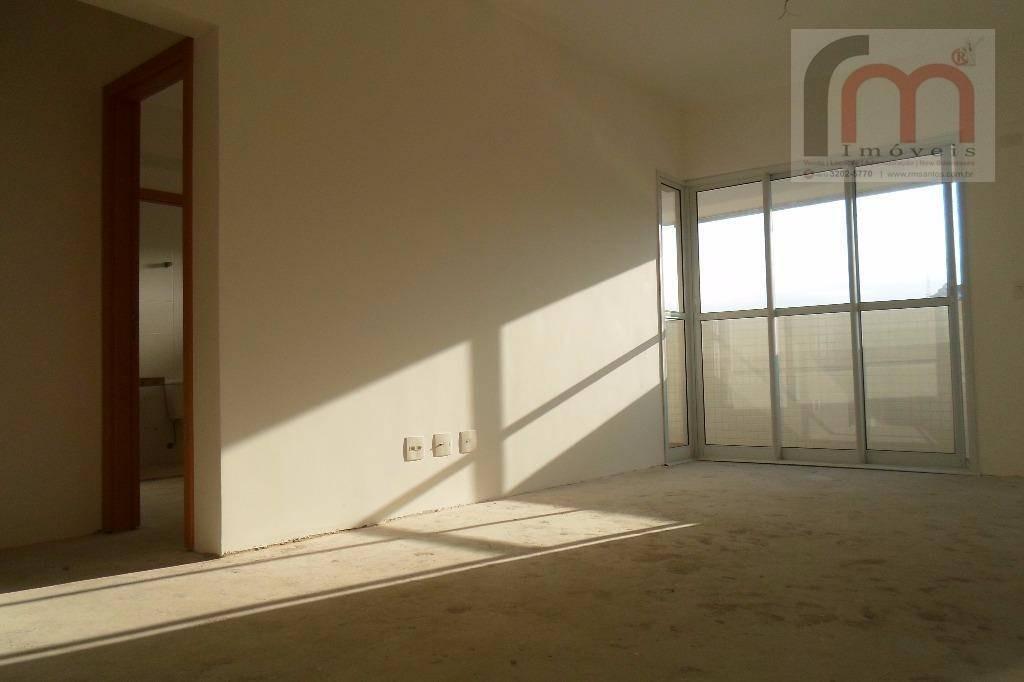 apartamento residencial à venda, campo grande, santos. 2 vagas escrituradas ! lazer completo ! prédio novo ! - codigo: ap1903 - ap1903