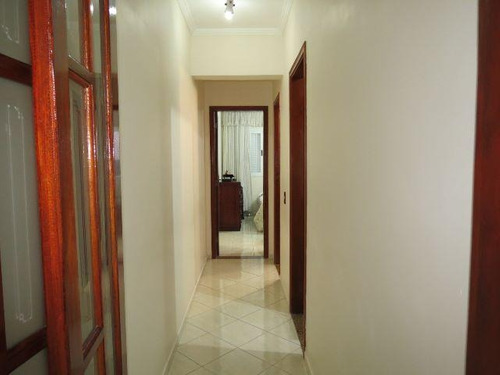 apartamento residencial à venda, campo grande, santos - ap0316. - ap0316