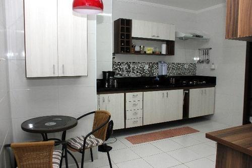 apartamento residencial à venda, campo grande, santos. - ap0570